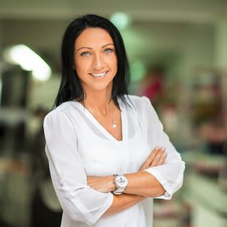 Rayonsleiterin Karin Jahn