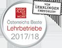 Österreichs Beste Lehrbetrieb 2017/18