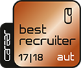 Career Best Recruiter Bronze 2017/18