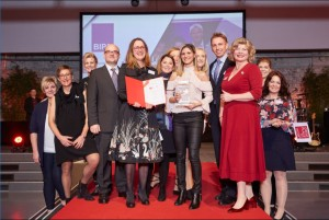 "Verleihung BIPA als ""Great Place to Work"""