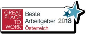Great Place To Work: Beste Arbeitgeber 2018 Österreich
