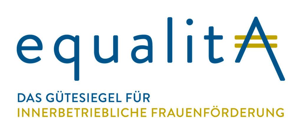 equalitA - Das Gütesiegel für innerbetriebliche Frauenförderung