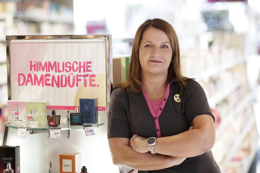 Claudia Mayer, Shop Managerin bei BIPA