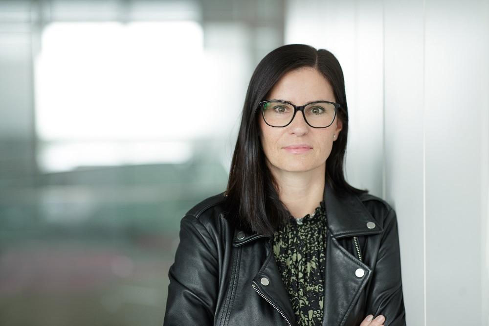 Portrait Gruppenleitung Einkauf Operations, Klaudia Wolf, Alter: 42 Jahre