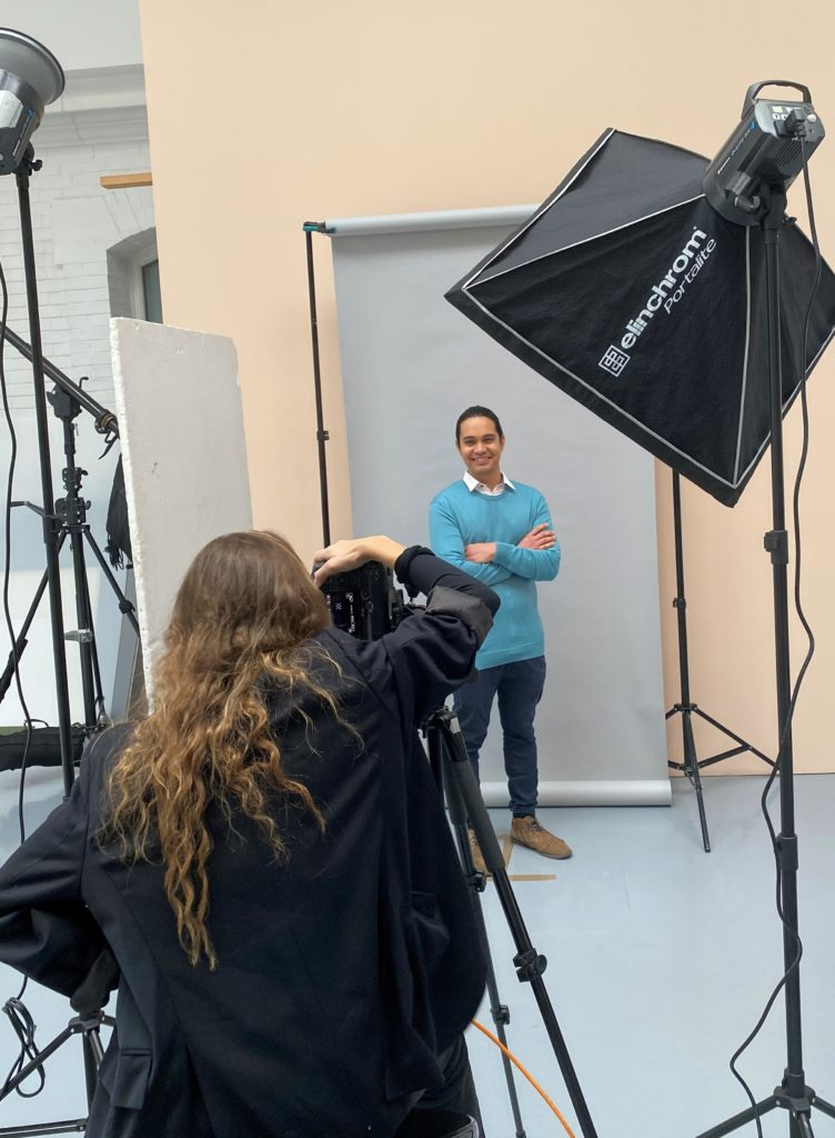 Tristan - Office Manager bei BIPA Zentrale (Behind the scenes)